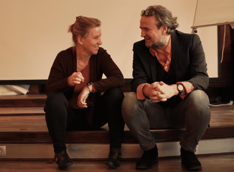 Prof. Dr. Christiane Dienel und Prof. Dr. Sven Sohr